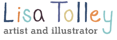 Lisa Tolley Artist and Illustrator Logo